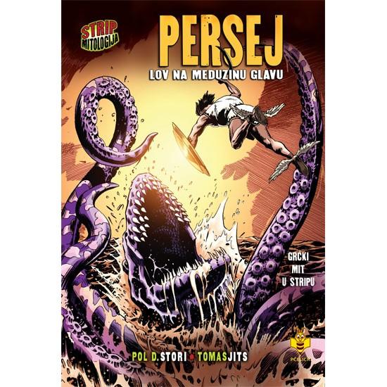 Persej, lov na meduzinu glavu – Strip mitologija