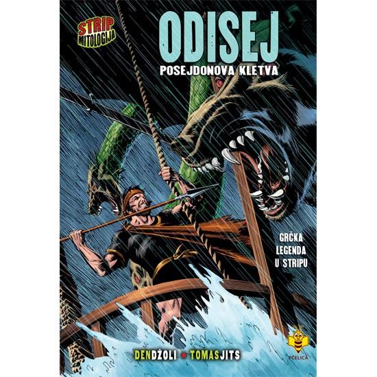 Odisej, Posejdonova kletva – Strip mitologija