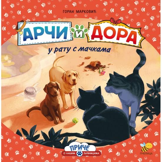 Arči i Dora u ratu sa mačkama